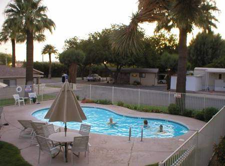 Desert Hot Springs Mobile Home Parks