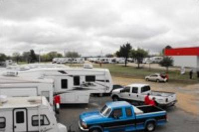 American Rv Campground Texas