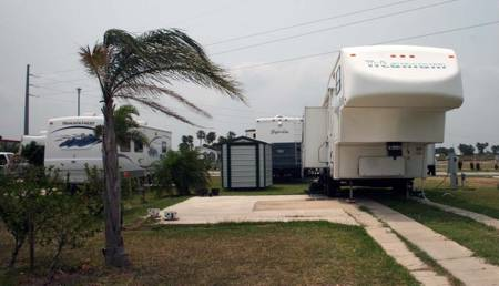 First Colony Mobile Recreational Vehicle Park Texas